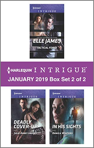Harlequin Intrigue January 2020 - Box Set 2 of 2 Elle James, Julie Anne Lindsey, Danica Winters