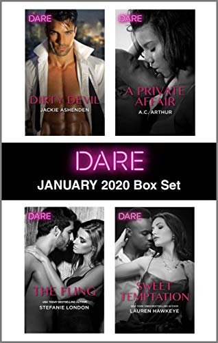Harlequin Dare January 2020 Box Set  Jackie Ashenden, Stefanie London, et al.