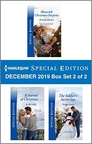 Harlequin Special Edition December 2019 - Box Set 2 of 2  Brenda Harlen, Jo McNally, Helen Lacey