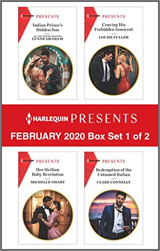 Harlequin Presents - February 2020 - Box Set 1 of 2  Lynne Graham, Michelle Smart, Louise Fuller, Clare Connelly