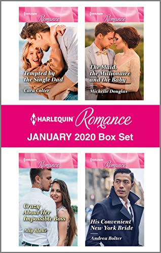 Harlequin Romance January 2020 Box Set  Cara Colter, Michelle Douglas, et al.
