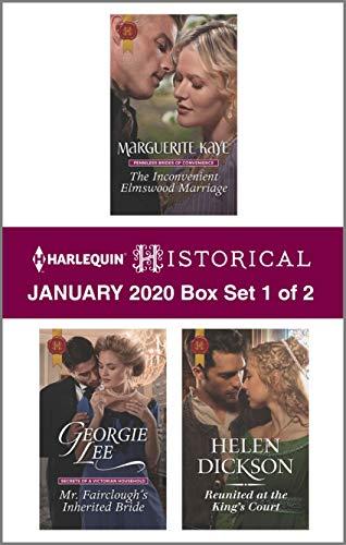 Harlequin Historical January 2020 - Box Set 1 of 2  Marguerite Kaye, Georgie Lee, et al.