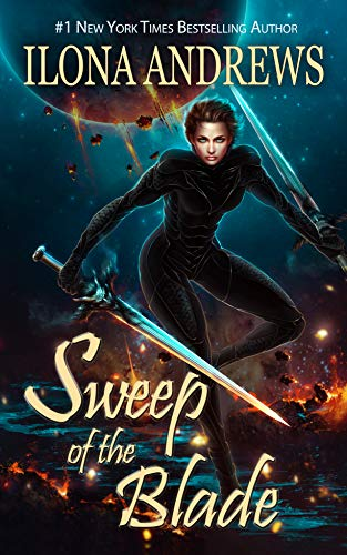 Sweep of the Blade (Innkeeper Chronicles Book 4)  Ilona Andrews
