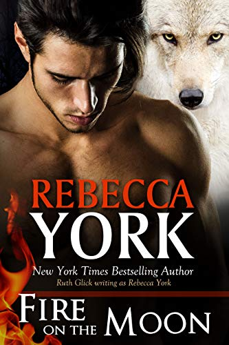 Fire on the Moon (Decorah Security Book 19)  Rebecca York