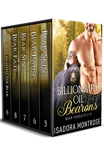 Billionaire Oil Bearons: A Bear Fursuits Box Set  Isadora Montrose