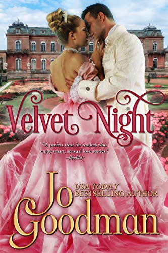 Velvet Night (Author's Cut Edition): Historical Romance  Jo Goodman