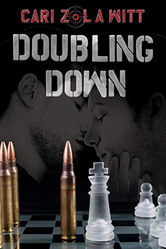 Doubling Down (Double Trouble Book 2) Cari Z and L.A. Witt