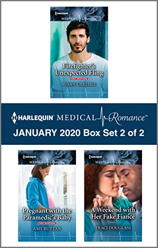 Harlequin Medical Romance January 2020 - Box Set 2 of 2 Susan Carlisle, Amy Ruttan, et al.