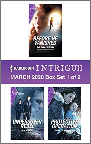 Harlequin Intrigue March 2020 - Box Set 1 of 2  Debra Webb, Lena Diaz, et al.