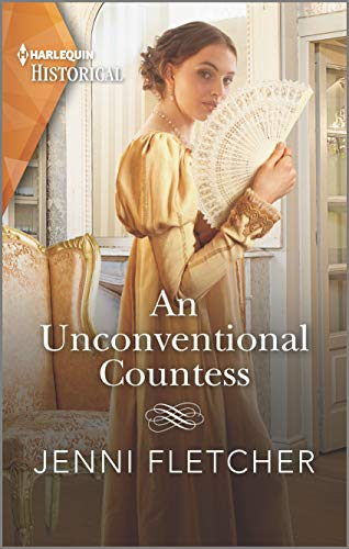 An Unconventional Countess (Regency Belles of Bath)  Jenni Fletcher
