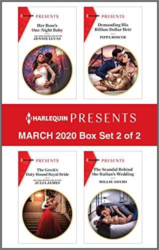 Harlequin Presents - March 2020 - Box Set 2 of 2  Jennie Lucas, Julia James, et al.