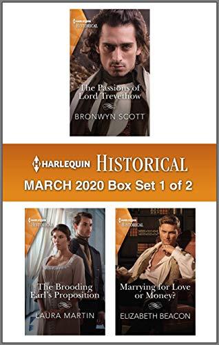 Harlequin Historical March 2020 - Box Set 1 of 2  Bronwyn Scott, Laura Martin, et al.