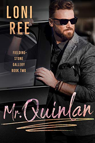 Blindsiding Mr. Quinlan: Fielding-Stone Gallery Book Two Loni Ree