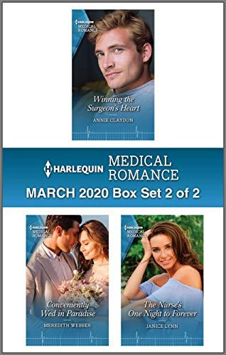 Harlequin Medical Romance March 2020 - Box Set 2 of 2  Annie Claydon, Meredith Webber, et al.