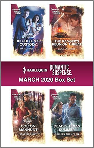 Harlequin Romantic Suspense March 2020 Box Set  Dana Nussio, Jane Godman, et al.