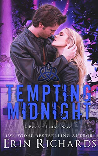 Tempting Midnight (Psychic Justice Book 5)  Erin Richards