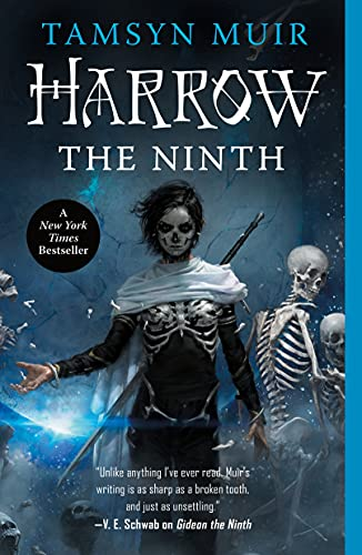 Harrow the Ninth (The Locked Tomb Trilogy Book 2) Tamsyn Muir
