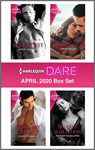 Harlequin Dare April 2020 Box Set Jackie Ashenden, Clare Connelly , et al.