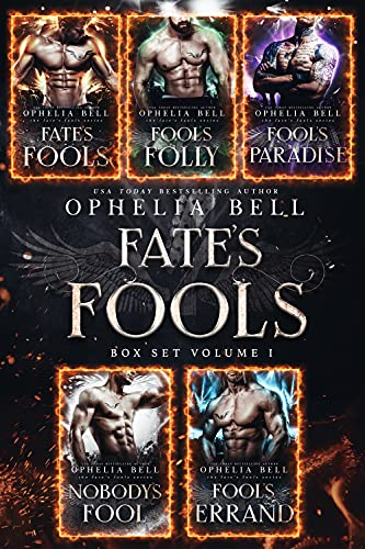 Fate's Fools Box Set Ophelia Bell