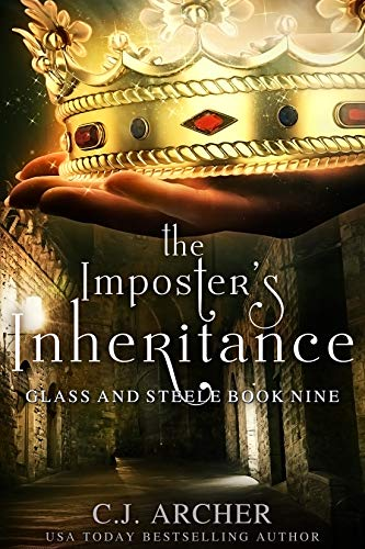 The Imposter's Inheritance (Glass and Steele Book 9)  C.J. Archer