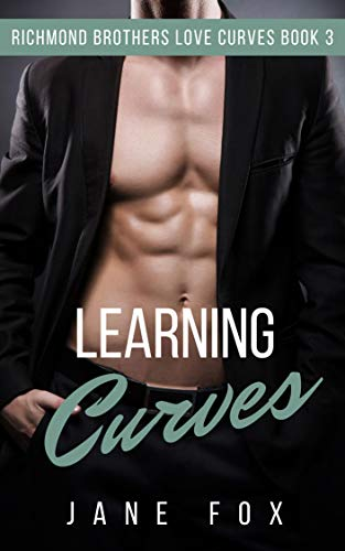 Learning Curves (Richmond Brothers Love Curves Book 3)  Jane Fox