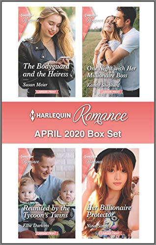 Harlequin Romance April 2020 Box Set Susan Meier, Kandy Shepherd, et al.