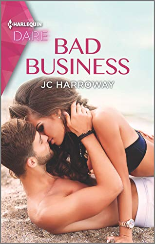 Bad Business: A Sexy Billionaire Romance (The Pleasure Pact Book 1)  JC Harroway