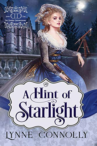 A Hint of Starlight (The Daring Dersinghams Book 2)  Lynne Connolly
