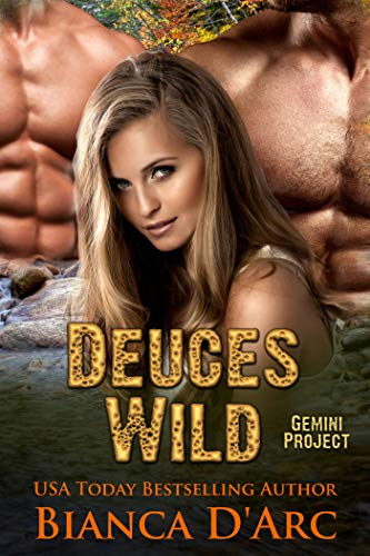Deuces Wild (Gemini Project Book 3)  Bianca D'Arc