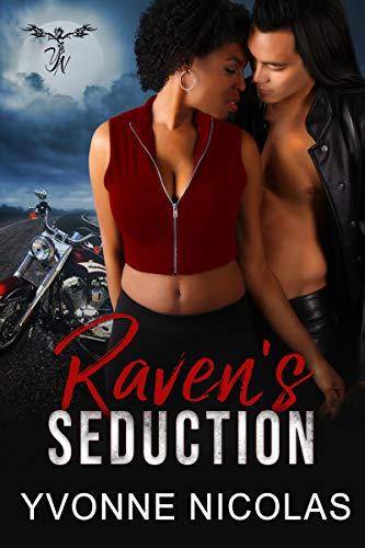 Raven's Seduction   Yvonne Nicolas