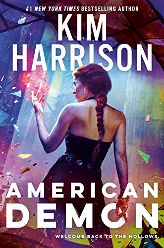American Demon (Hollows Book 14)  Kim Harrison