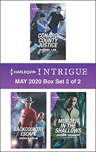 Harlequin Intrigue May 2020 - Box Set 2 of 2  Rachel Lee , Nicole Helm, et al.