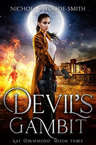Devil's Gambit (Kat Drummond Book 3) Nicholas Woode-Smith