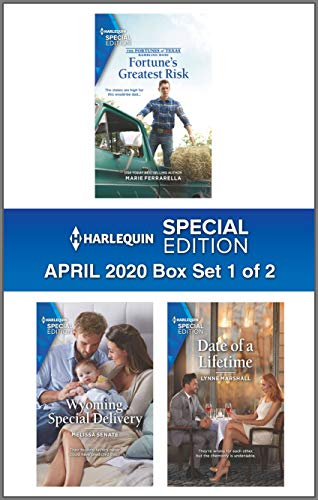 Harlequin Special Edition April 2020 - Box Set 1 of 2  Marie Ferrarella , Melissa Senate, et al.