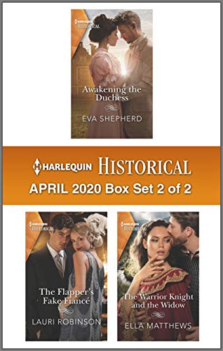 Harlequin Historical April 2020 - Box Set 2 of 2  Eva Shepherd, Lauri Robinson, et al.