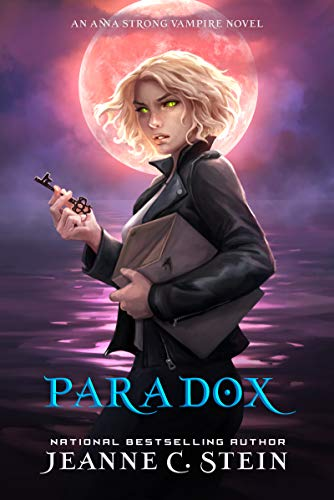 Paradox (An Anna Strong Vampire Novel Book 10) (Anna Strong Vampire Chronicles)  Jeanne C. Stein