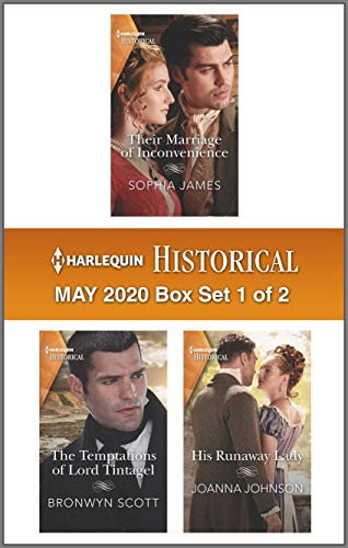 Harlequin Historical May 2020 - Box Set 1 of 2 Sophia James, Joanna Johnson, et al.