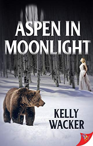 Aspen in Moonlight  Kelly Wacker