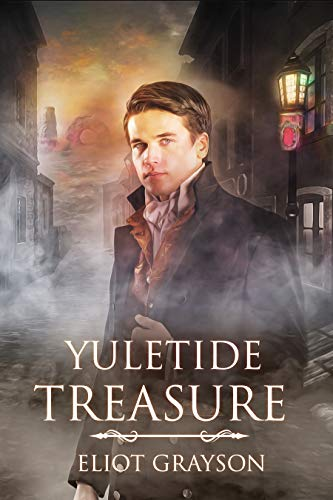 Yuletide Treasure (Goddess-Blessed Book 3)  Eliot Grayson