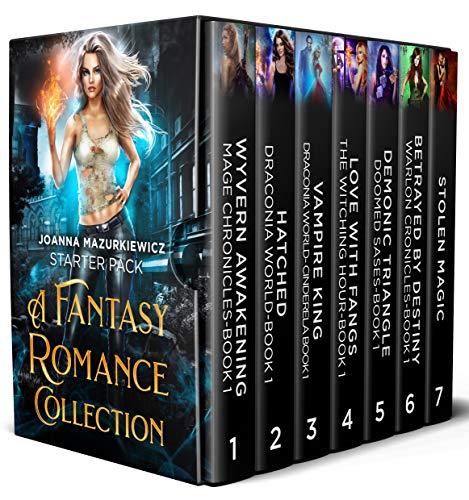 Joanna Mazurkiewicz Starter Pack: A Fantasy Romance Collection  Joanna Mazurkiewicz
