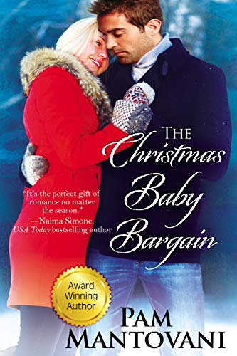 The Christmas Baby Bargain  Pam Mantovani