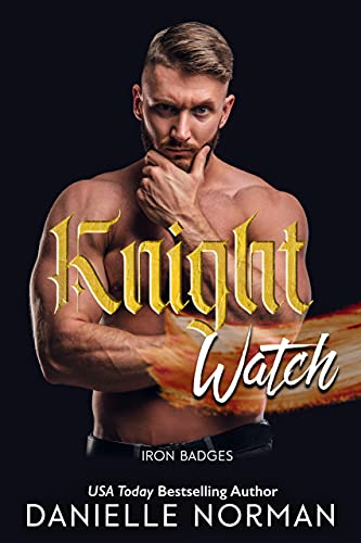 Kat, Knight Watch (Iron Orchids Book 11) Danielle Norman