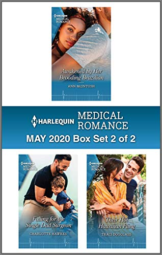 Harlequin Medical Romance May 2020 - Box Set 2 of 2  Ann McIntosh, Charlotte Hawkes, et al.
