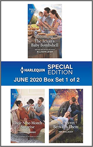 Harlequin Special Edition June 2020 - Box Set 1 of 2  Allison Leigh , Helen Lacey, et al