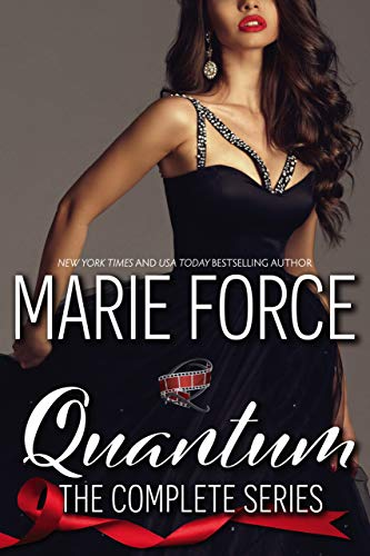 Quantum Boxed Set: The Complete Series (Quantum Series) Marie Force