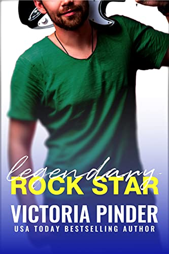 Legendary Rock Star: Enemies to Lovers Romance (Steel Series Book 1)  Victoria Pinder