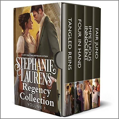 Stephanie Laurens Regency Collection Volume 1  Stephanie Laurens