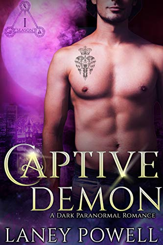 Captive Demon: A Dark Paranormal Romance (Unchained Hearts)