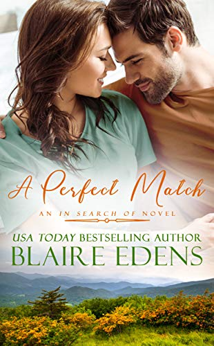 A Perfect Match (#ISO Book 1)  Blaire Edens