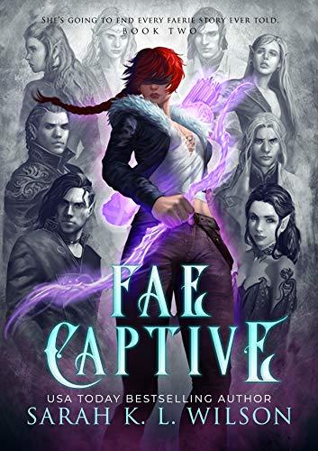 Fae Captive (Tangled Fae Book 2)